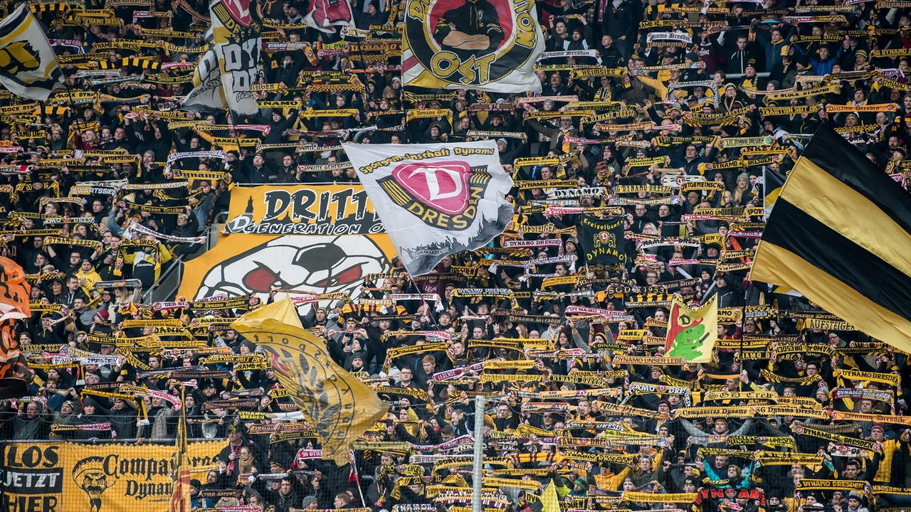 Dynamo Dresden - Bildquelle: 2018 Getty Images