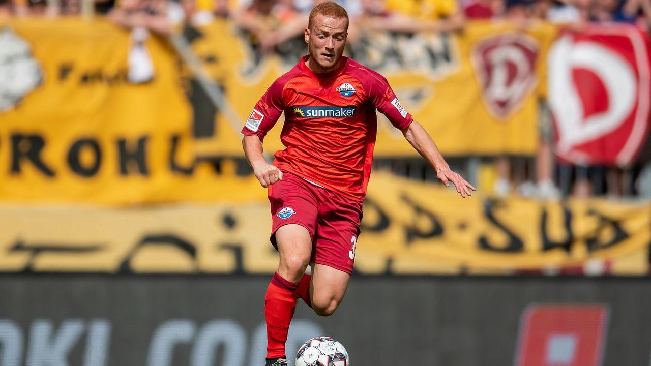 Sebastian Vasiliadis (SC Paderborn) - Bildquelle: 2019 Getty Images