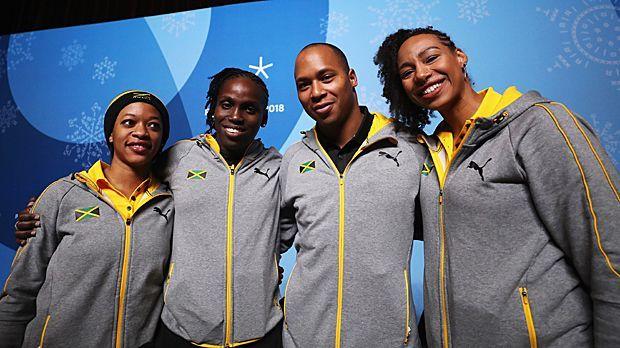 Jazmine Fenlator-Victorian (Jamaika, Bob) - Bildquelle: 2018 Getty Images