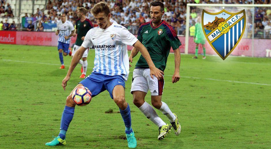 Malaga CF - Bildquelle: 2016 Getty Images