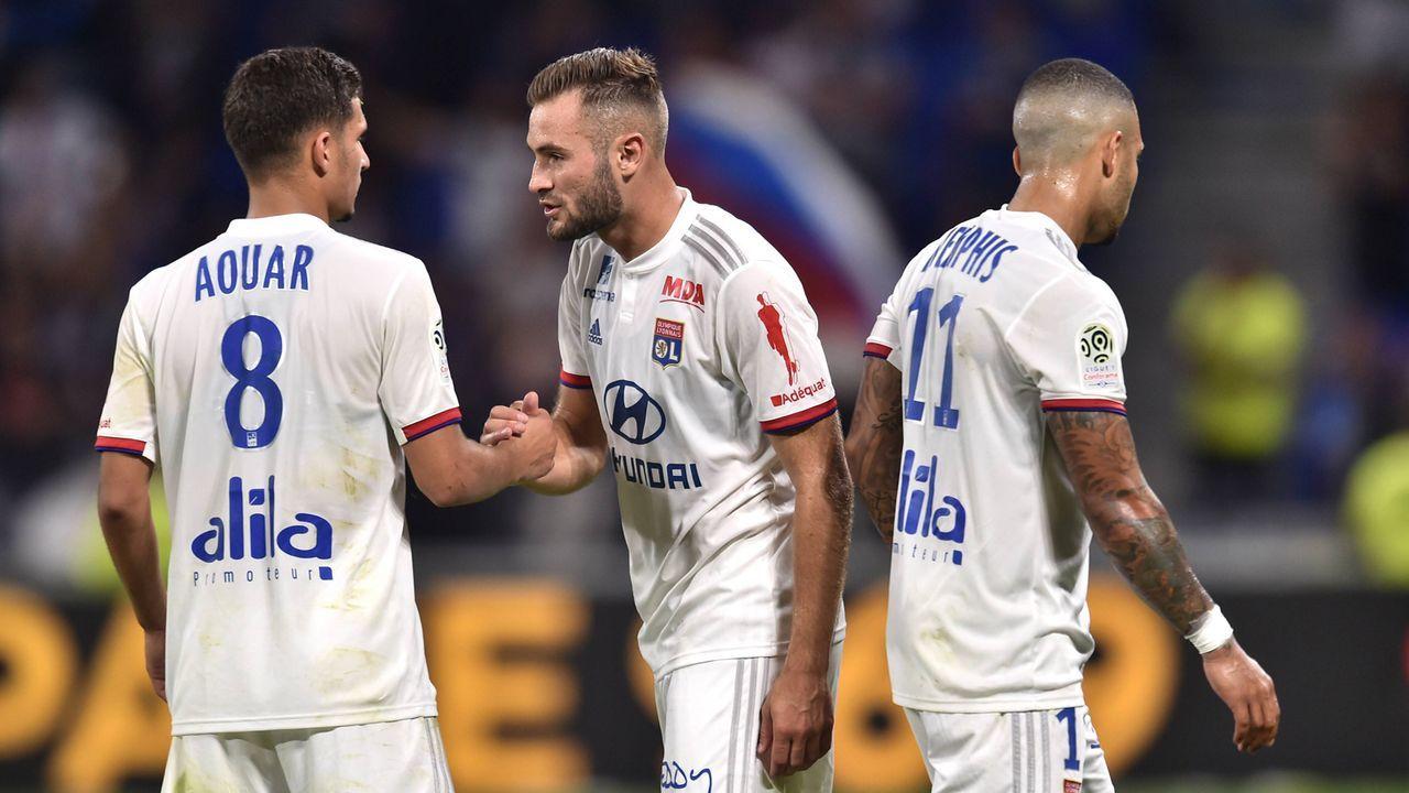 Topf 3: Olympique Lyon - Bildquelle: imago images / PanoramiC