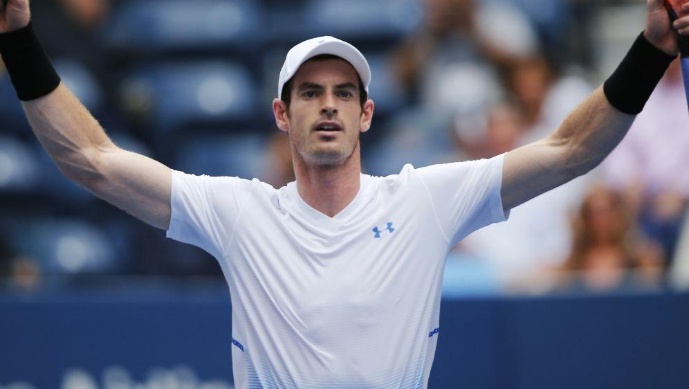 Wurde auch offiziell zum Ritter geschlagen: Andy Murray - Bildquelle: AFPSIDKENA BETANCUR