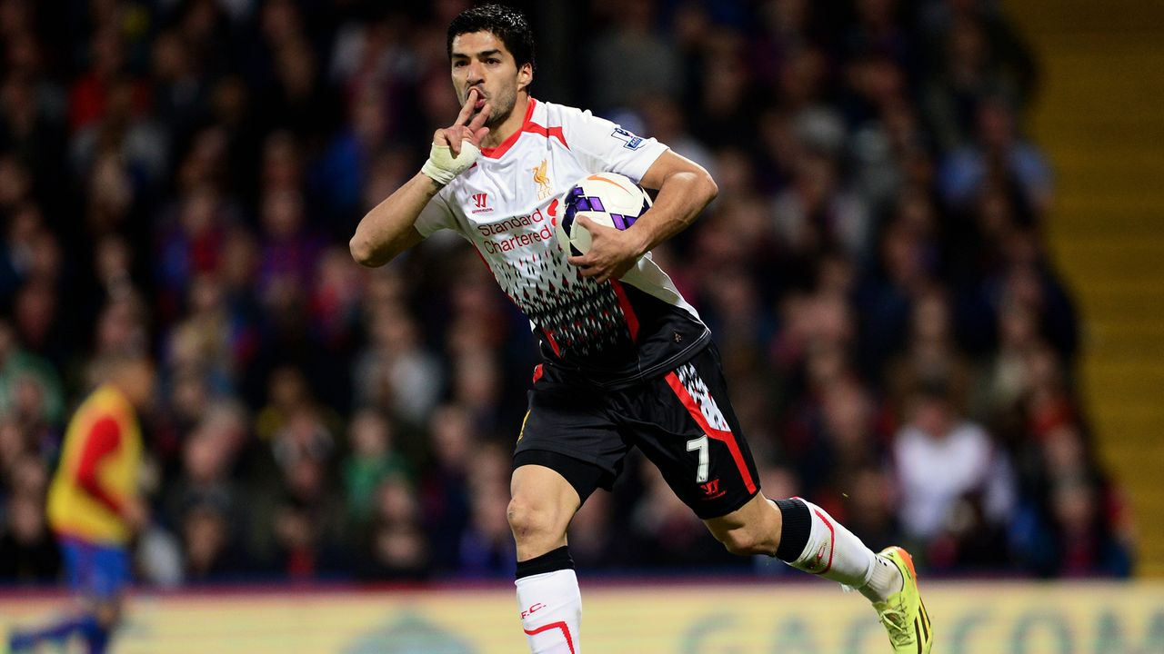 Luis Suarez - Bildquelle: 2014 Getty Images
