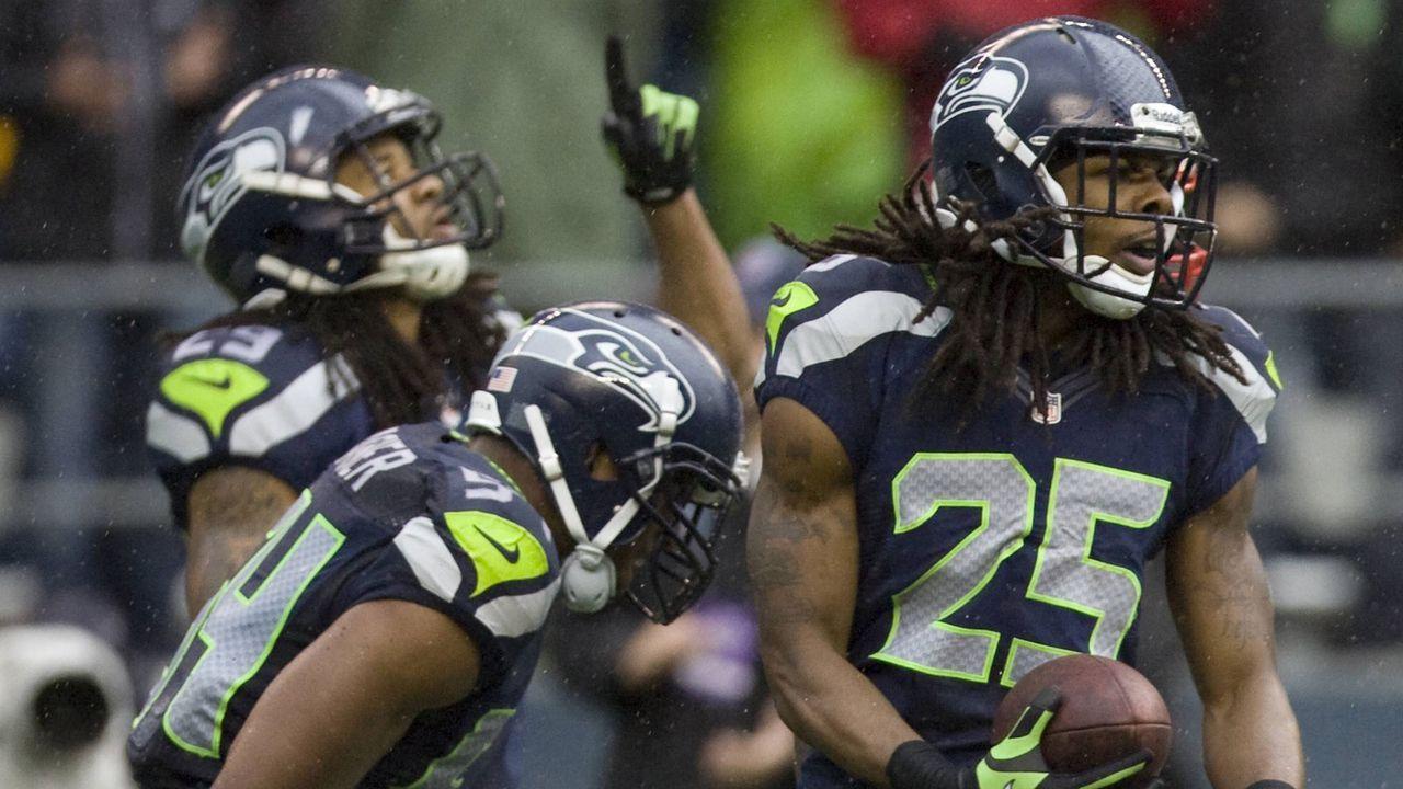 """Die Geburtsstunde der """"Legion of Boom"""" (Week 6 2012) - Bildquelle: imago sportfotodienst"""