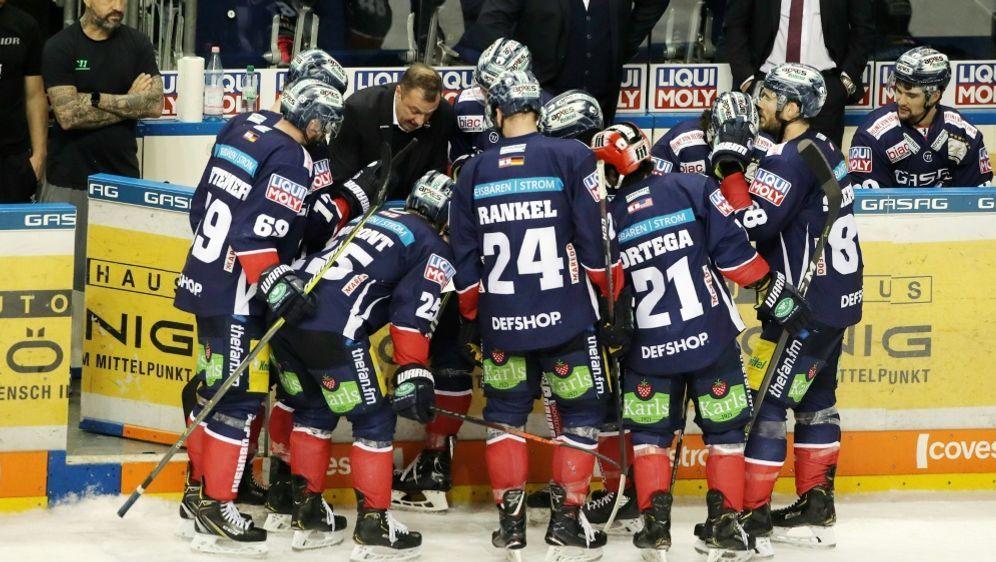 Red Bull München trifft zunächst auf HC Ambri-Piotta - Bildquelle: PIXATHLONPIXATHLONSID