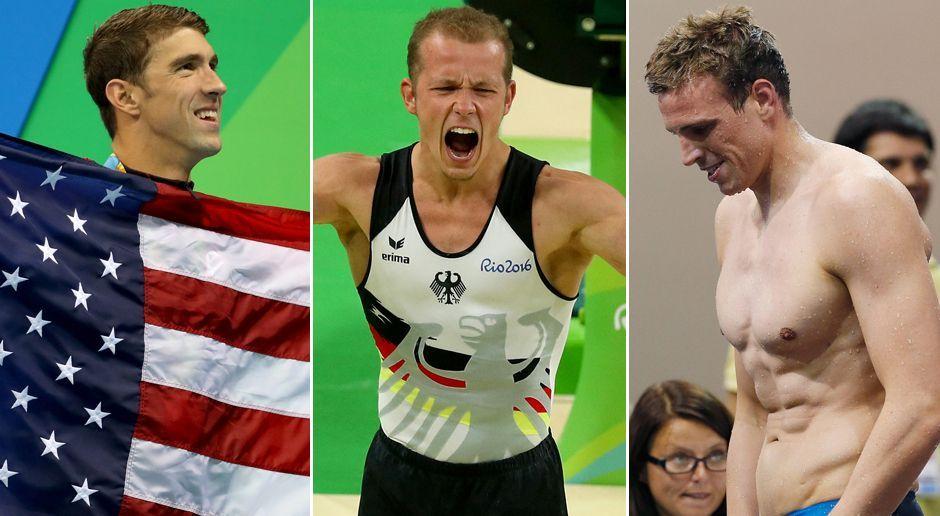 Rio 2016: Diese Stars treten nach den Olympischen Spielen zurück - Bildquelle: Getty Images