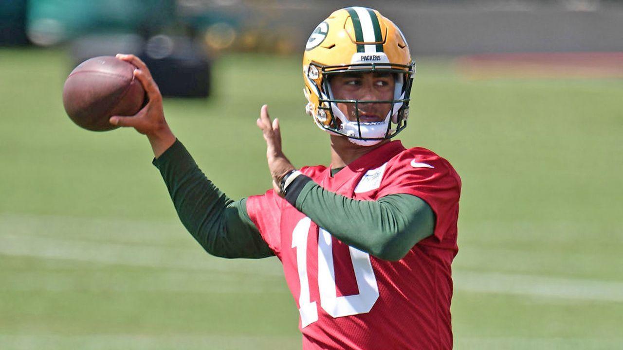 Jordan Love - Green Bay Packers - Bildquelle: 2020 Getty Images