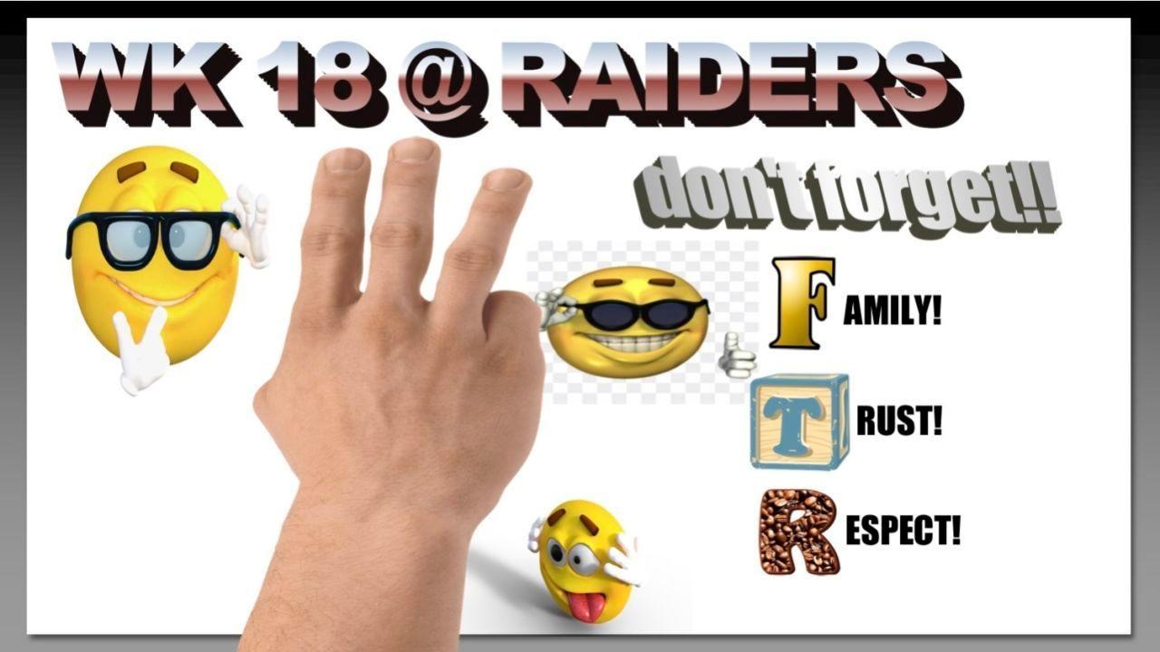 Week 18: @Las Vegas Raiders - Bildquelle: Los Angeles Chargers
