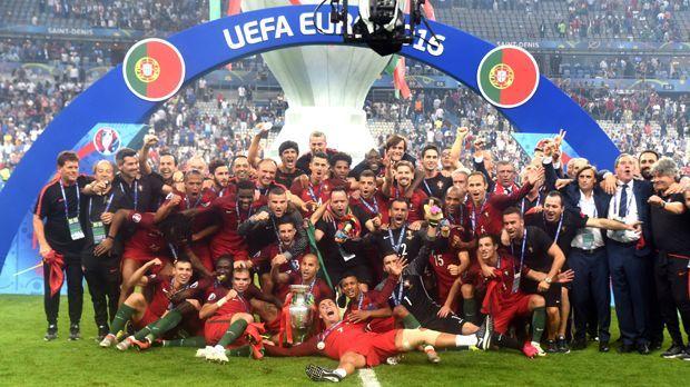 Die fünf besten Spiele der Europameisterschaft - Bildquelle: imago/Horstmüller