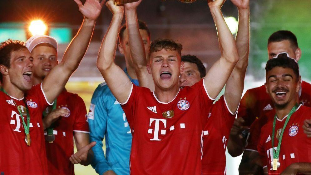 Kimmich will die Champions League gewinnen - Bildquelle: POOLAFPSIDALEXANDER HASSENSTEIN