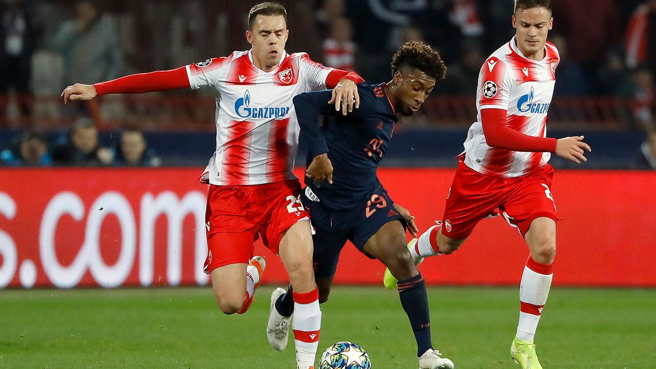 Kingsley Coman - Bildquelle: Getty Images