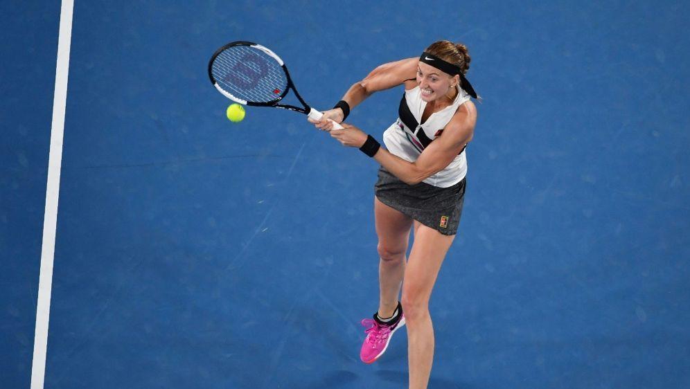 Kvitova spielt um ihren dritten Grand-Slam-Titel - Bildquelle: AFPSIDPaul Crock