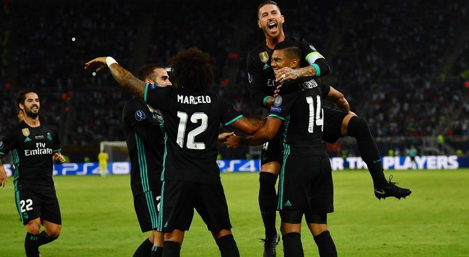 Real Gegen Manchester