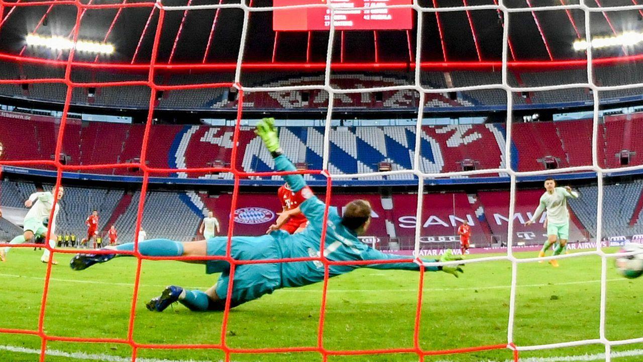 Neuer hält Punkt für Bayern fest