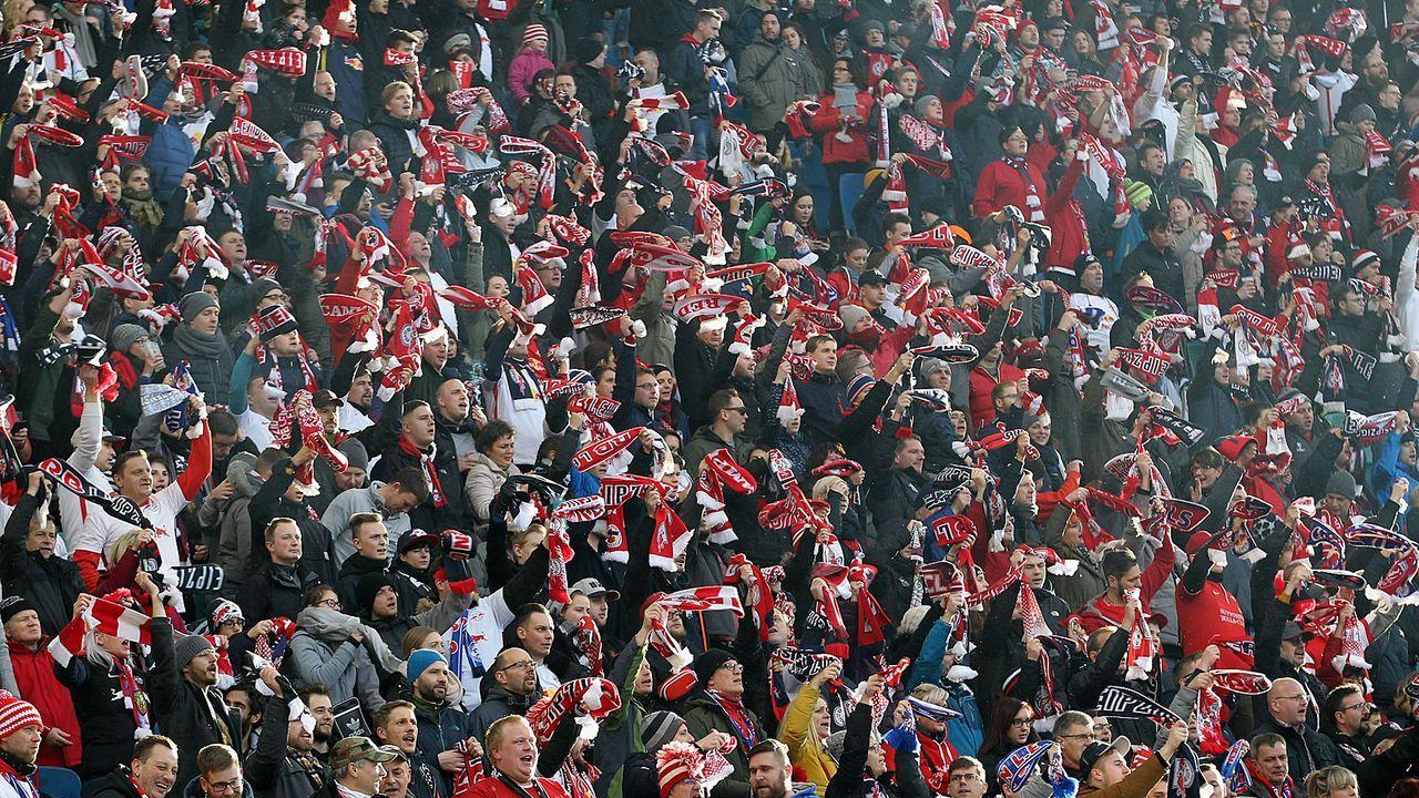 Platz 12: RB Leipzig (Red Bull Arena) - Bildquelle: 2019 Getty Images