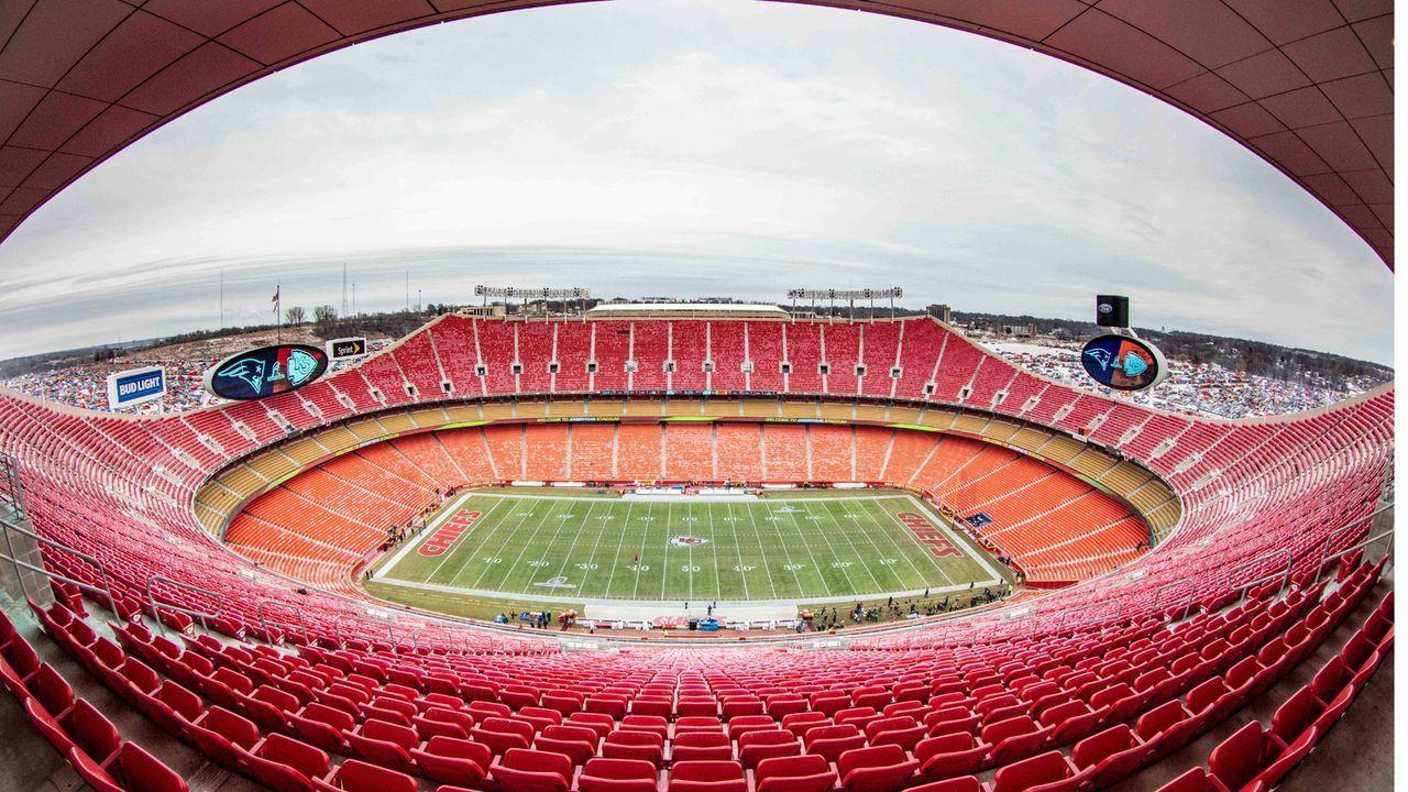 Kansas City Chiefs  - Bildquelle: imago images/ZUMA Wire