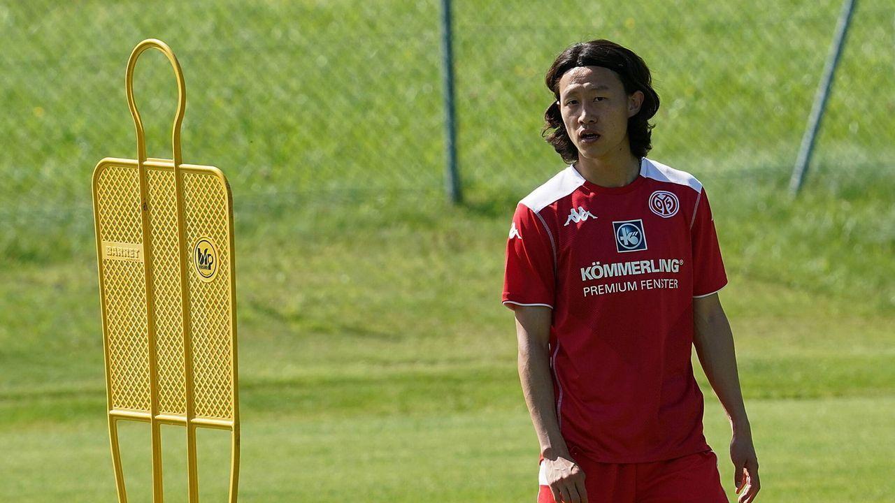 Jae-sung Lee (Mainz 05) - Bildquelle: imago images/Nordphoto