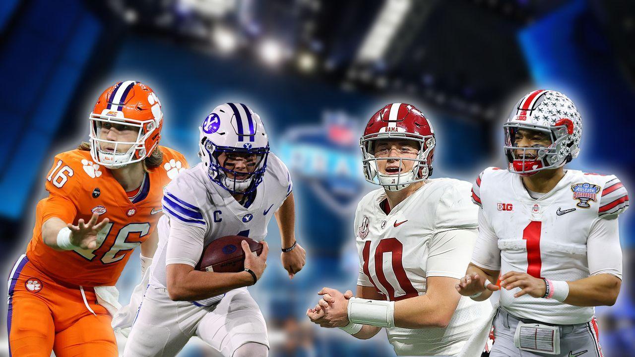 Die Top-Quarterbacks im NFL Draft 2021 - Bildquelle: 2018 Getty Images