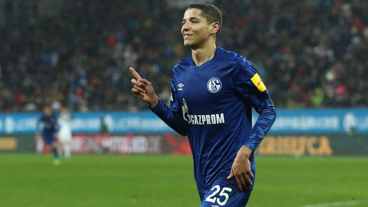 Amine Harit (FC Schalke 04) - Bildquelle: 2019 Getty Images