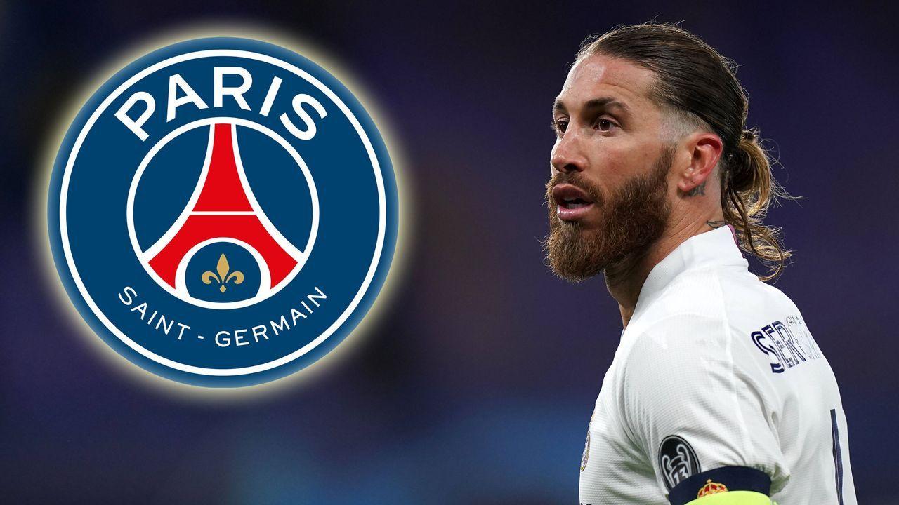 Sergio Ramos (Paris Saint-Germain) - Bildquelle: IMAGO / PA Images