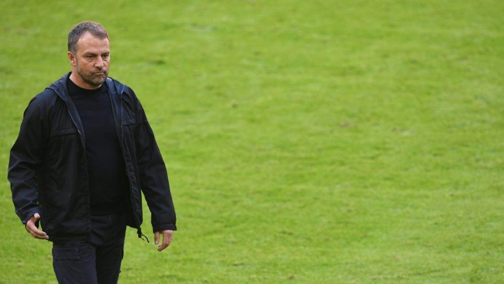 Hansi Flick will den FC Bayern verlassen - Bildquelle: AFPPOOLSIDANDREAS GEBERT