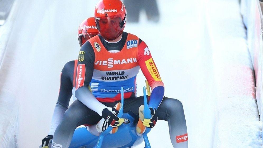 Eggert/Benecken gewinnen Weltcup-Rennen am Königssee - Bildquelle: AFPGETTY SIDMaddie Meyer