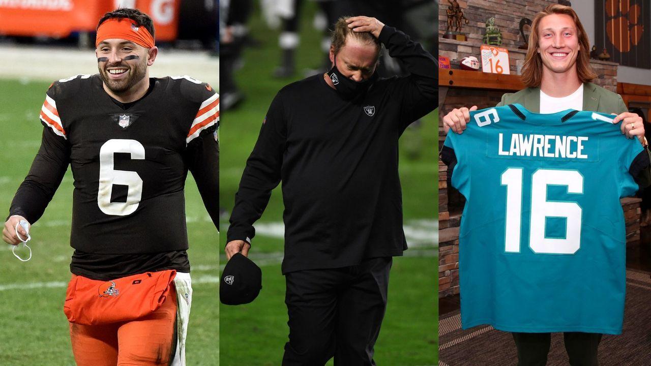 Die Gewinner und Verlierer des NFL Drafts 2021 - Bildquelle: getty