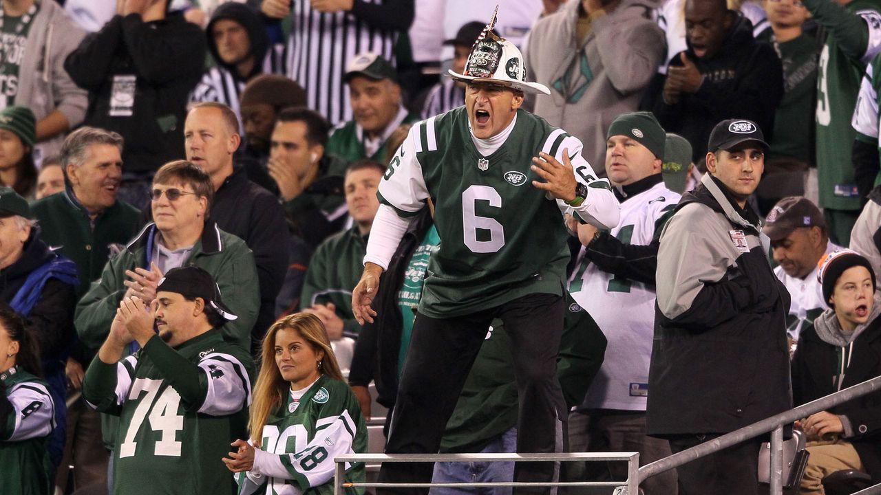 New York Giants & New York Jets - Bildquelle: 2012 Getty Images