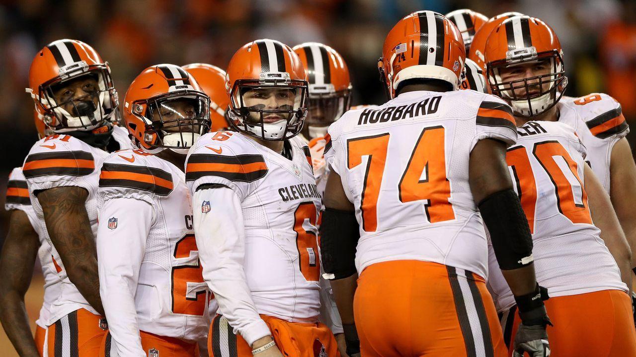 Cleveland Browns: 8 Picks - Bildquelle: 2018 Getty Images
