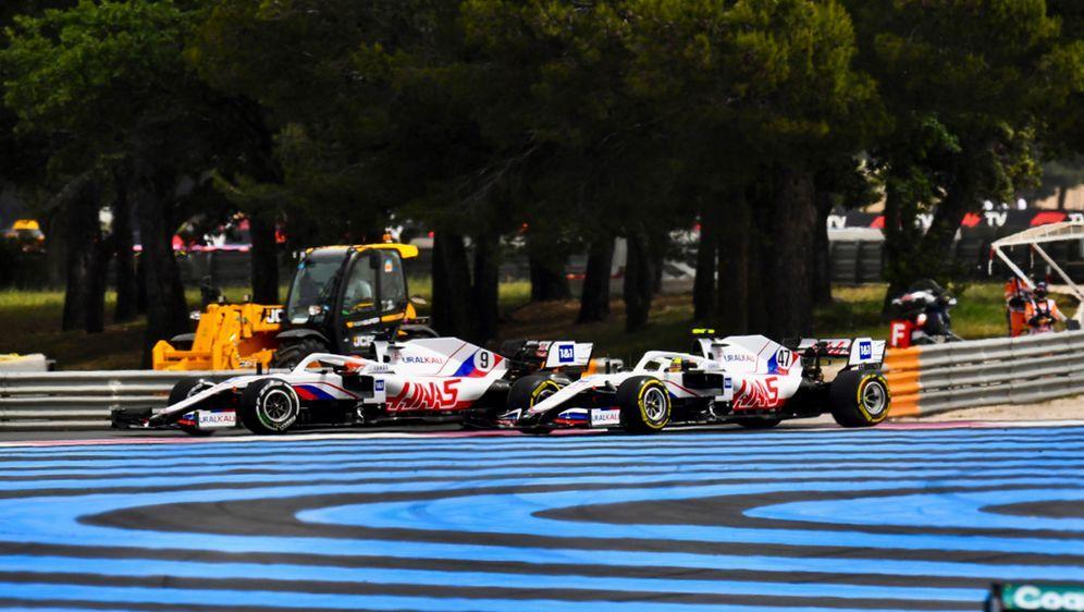 Nikita Masepin, Mick Schumacher - Bildquelle: Motorsport Images