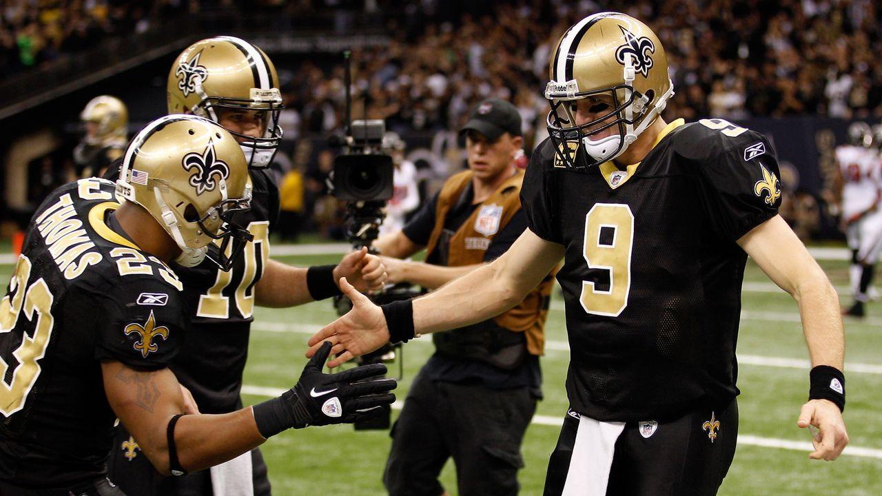 7. New Orleans Saints 2011 - Bildquelle: 2011 Getty Images