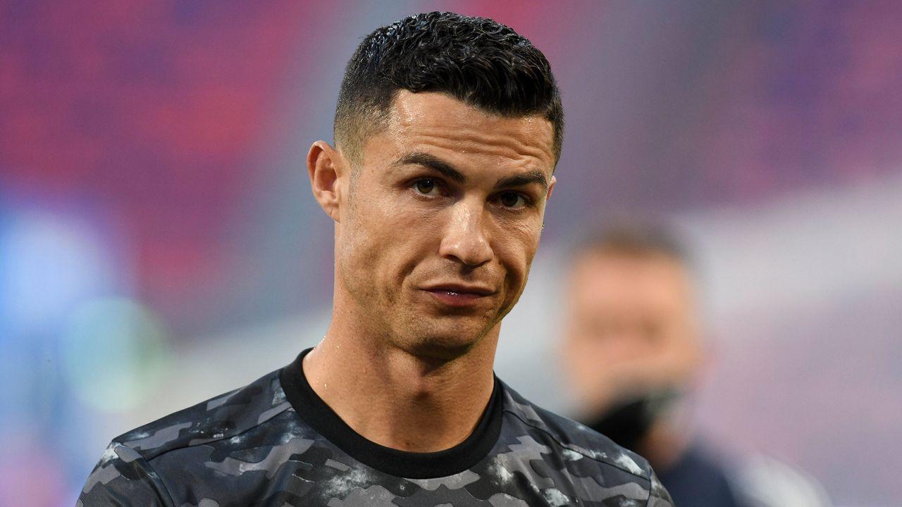 Cristiano Ronaldo (Juventus Turin) - Bildquelle: imago images/HochZwei/Syndication