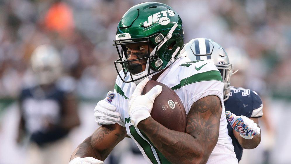 Demaryius Thomas spielt jetzt bei den Jets. - Bildquelle: imago images/Icon SMI