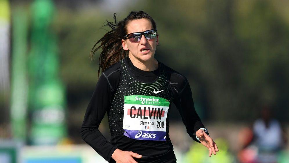 Doping-Sperre: Clemence Calvin beteuert ihre Unschuld - Bildquelle: ANADOLU AGENCYANADOLU AGENCYSIDMUSTAFA YALCIN