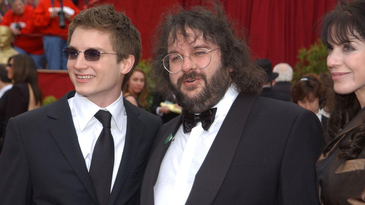 Der Herr der Ringe gewinnt vier Oscars - Bildquelle: Getty
