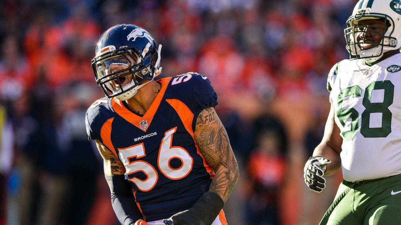 Shane Ray (Pass Rusher, Denver Broncos) - Bildquelle: 2017 Getty Images