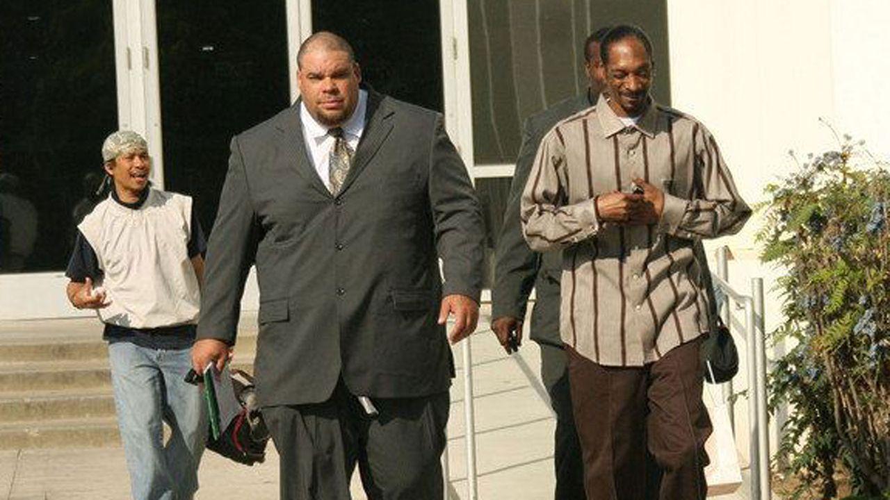 Brodus Clay: Bodyguard von Snoop Dogg - Bildquelle: twitter.com/neelprajapati2