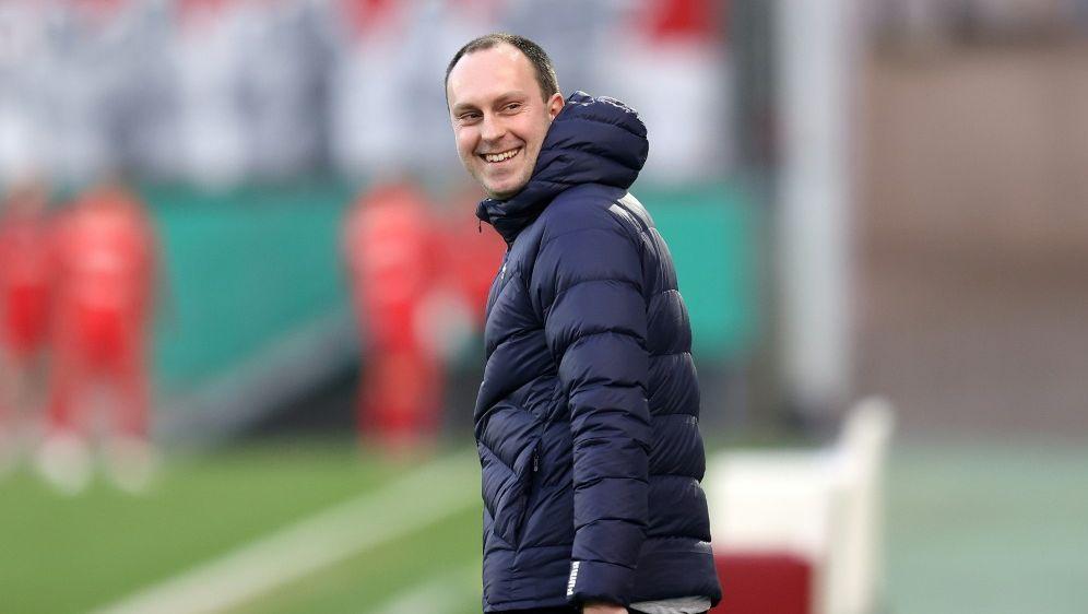 Werner freut sich auf das Halbfinale im Pokal - Bildquelle: FIROFIROSID