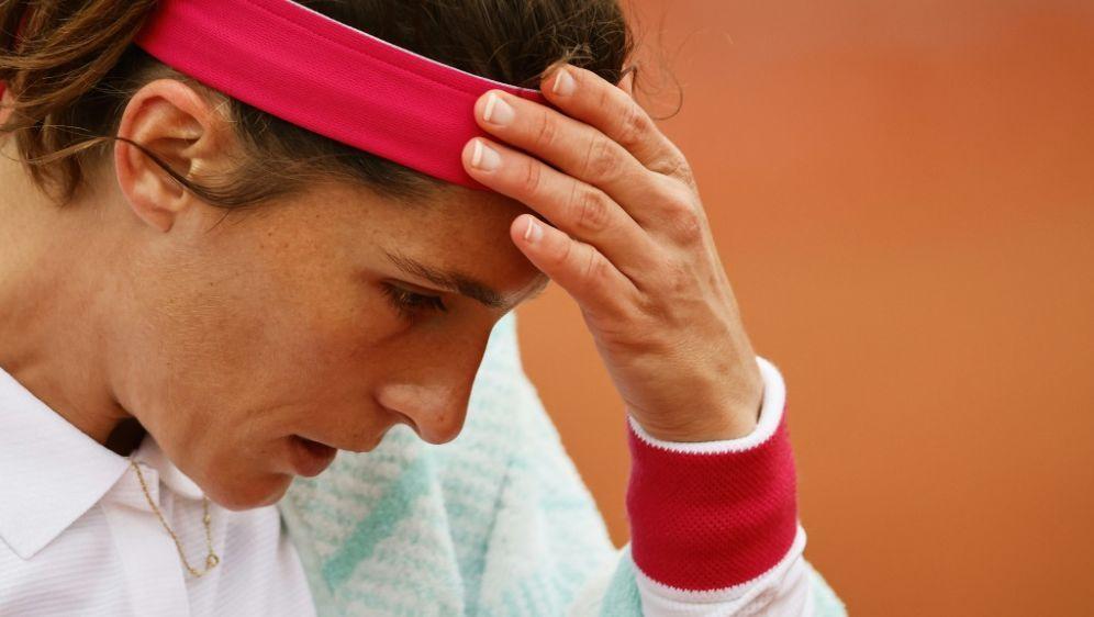 Andrea Petkovic ist in der ersten Runde ausgeschieden - Bildquelle: AFPSIDTHOMAS SAMSON