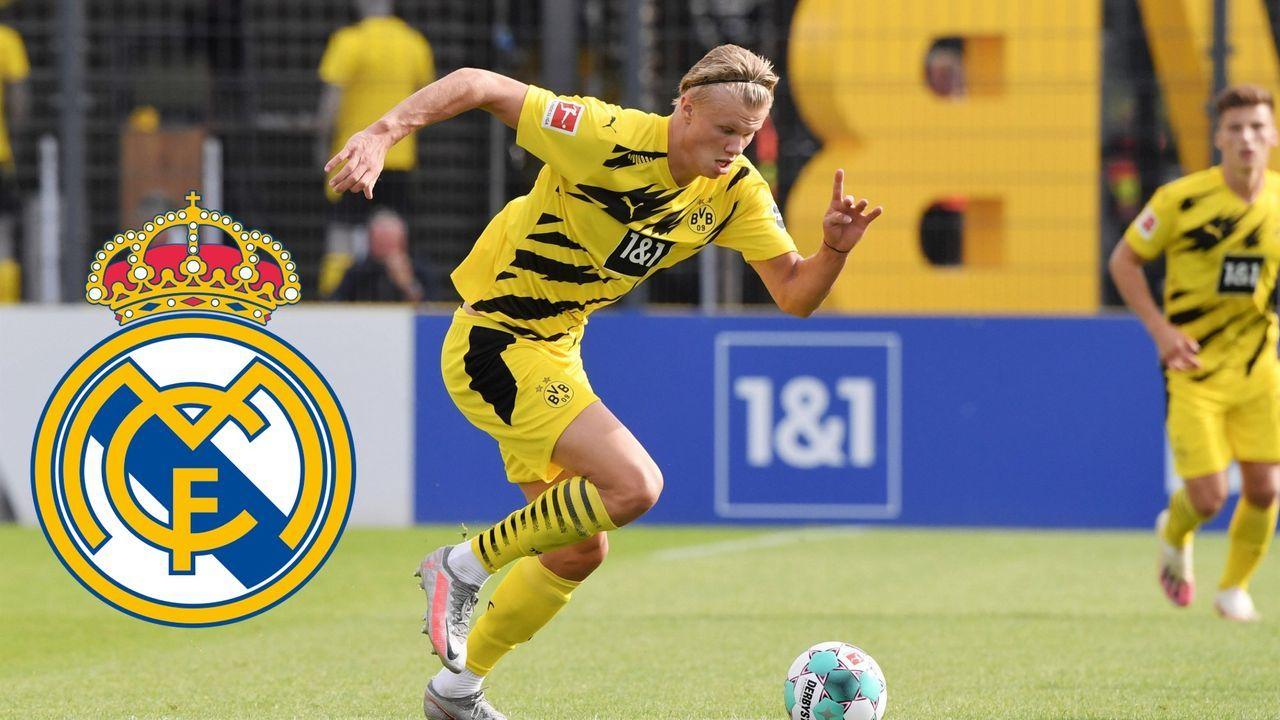 Erling Haaland (Borussia Dortmund) - Bildquelle: imago images