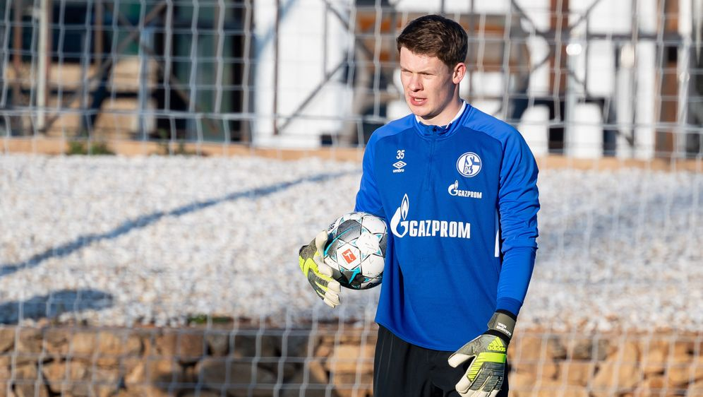 Nübel spielte in der Hinrunde viermal zu null - Bildquelle: Getty Images