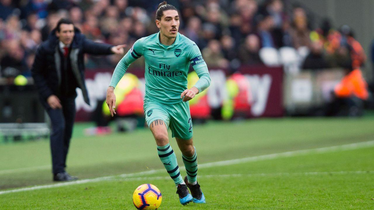Hector Bellerin (FC Arsenal) - Bildquelle: imago/Sportimage