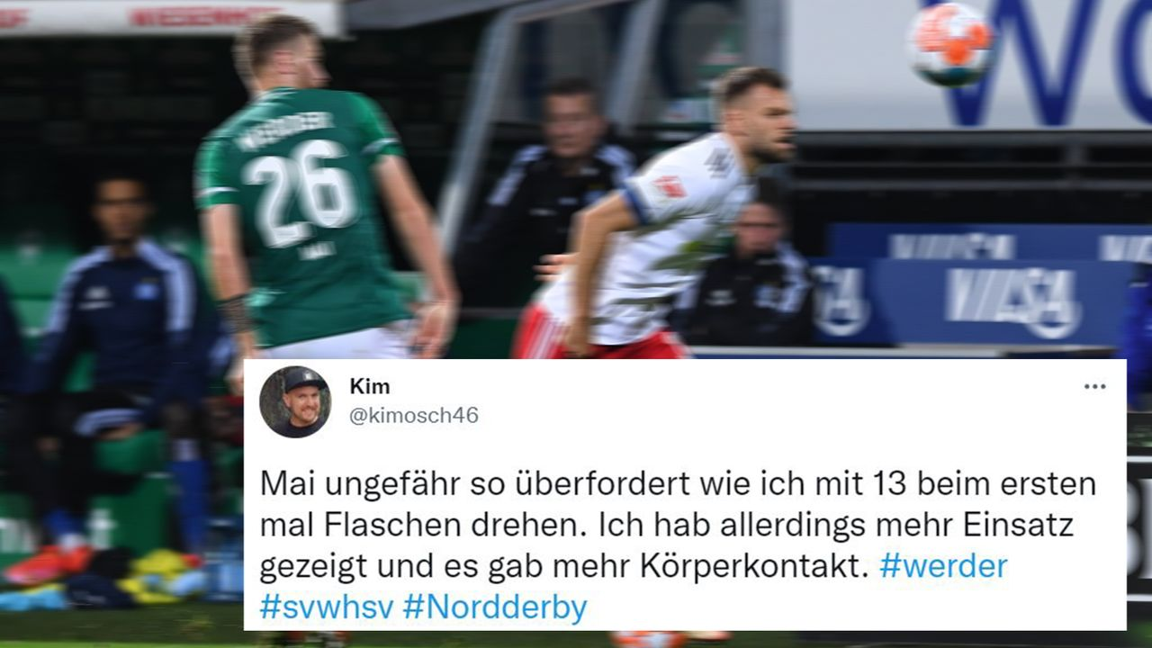 Bremen-Fans unzufrieden - Bildquelle: imago images/Revierfoto