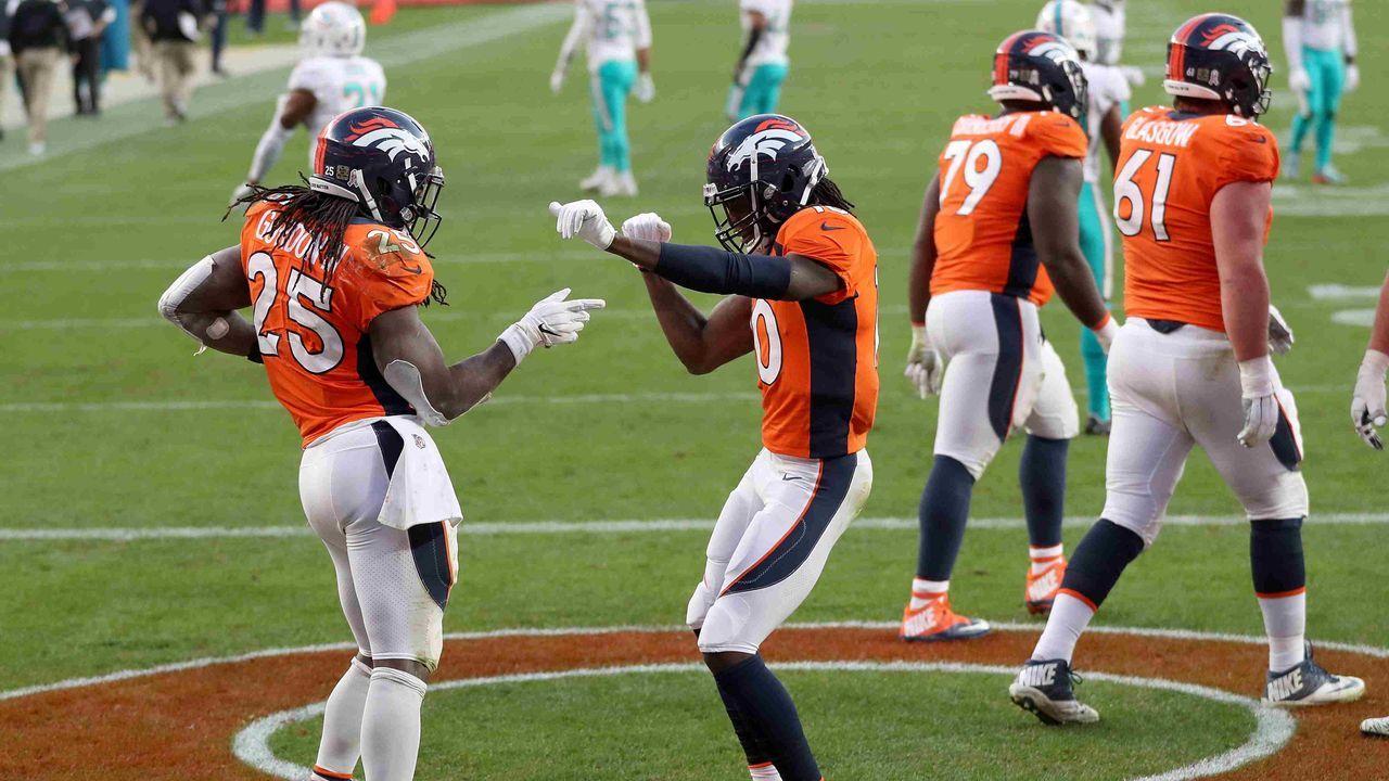 AFC West: Denver Broncos - Bildquelle: getty