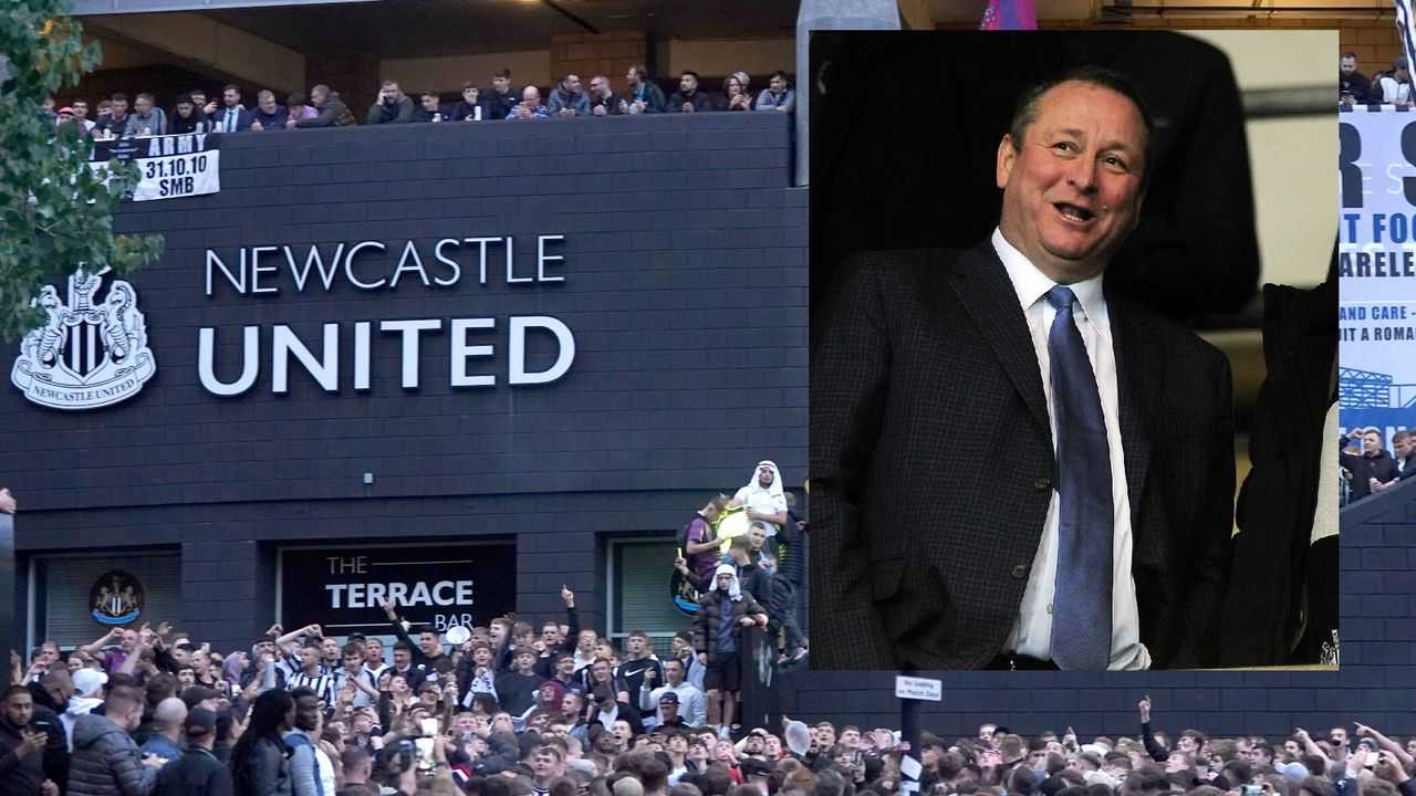 Newcastle-Besitzer feiert Verkauf mit Sauftour und knausert - Bildquelle: Imago