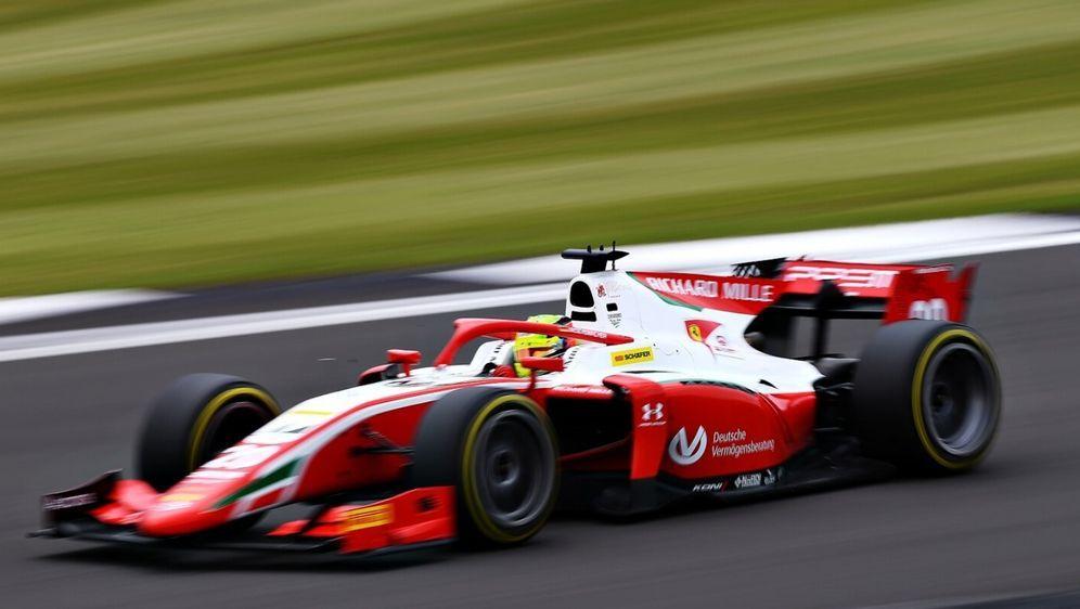 Mick Schumacher ging beim Sonntagsrennen leer aus. - Bildquelle: Formula Motorsport Limited