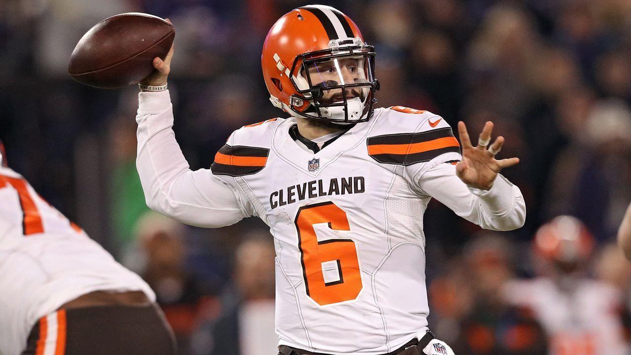 Platz 29 - Cleveland Browns - Bildquelle: 2018 Getty Images