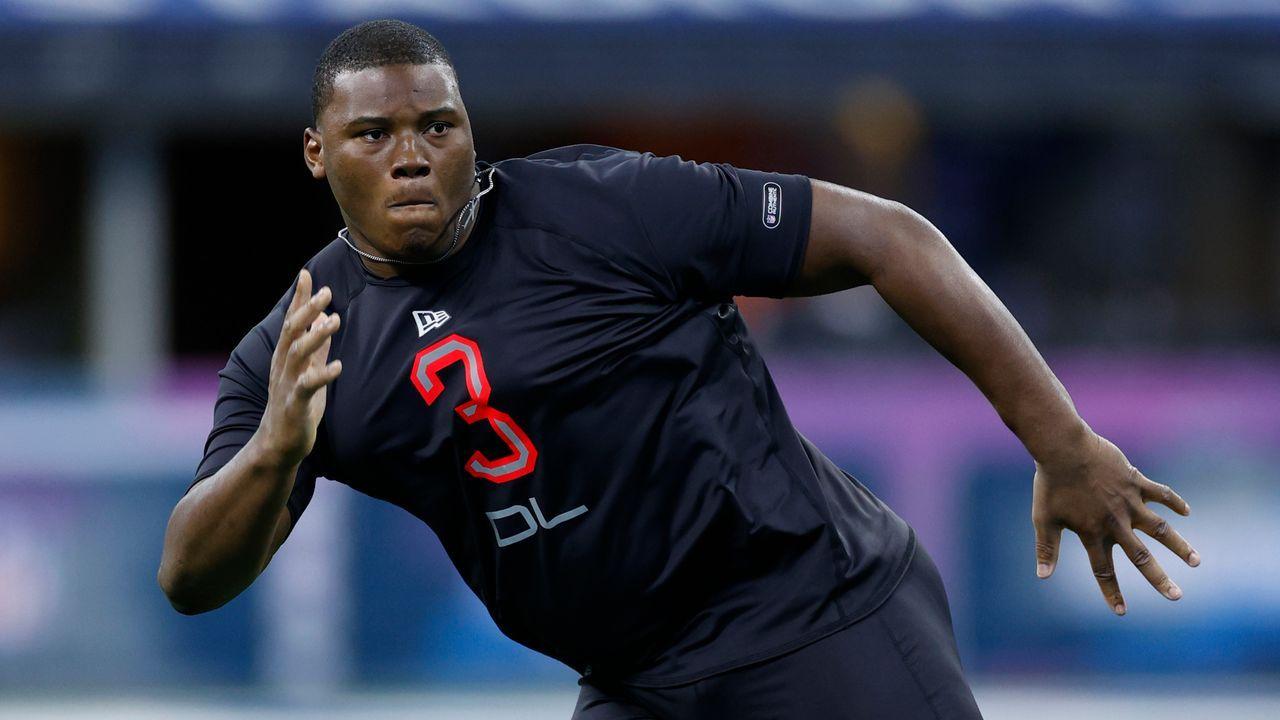 Carolina Panthers: Defensive Line - Bildquelle: 2020 Getty Images