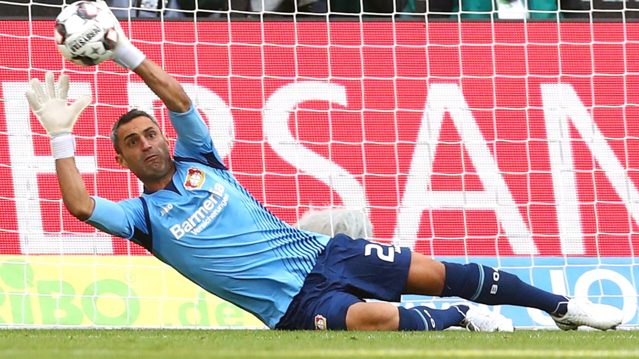Ramazan Özcan (Bayer Leverkusen) - Bildquelle: 2018 Getty Images