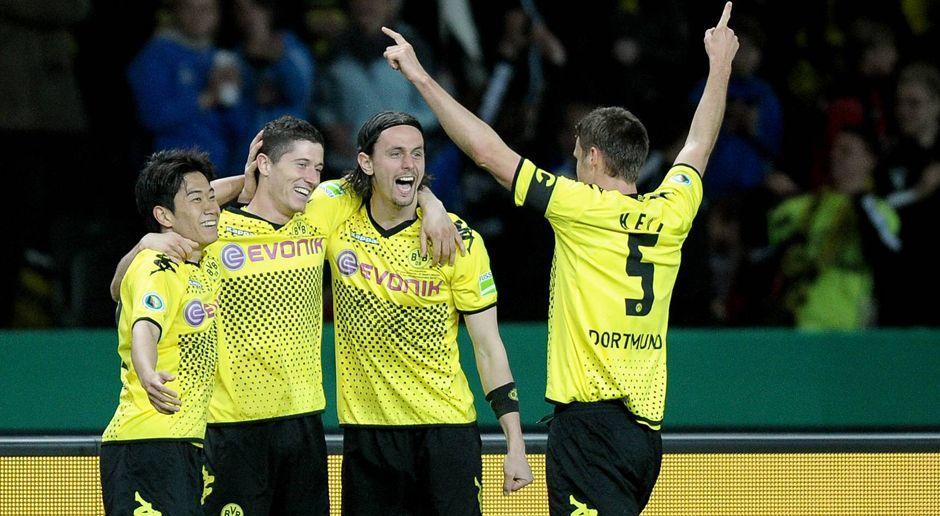 Letzter BVB-Heimsieg gegen den FCB - Bildquelle: imago sportfotodienst